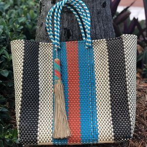 Handbags - Recycled plastics beach tote